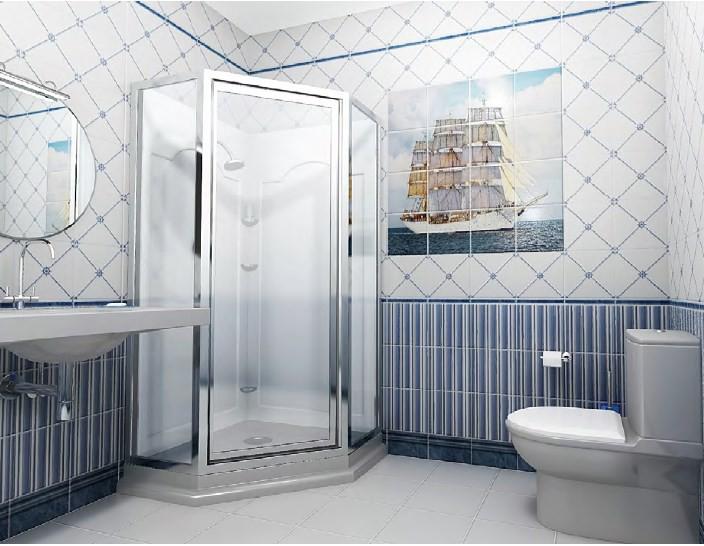 для картинки панели ванных комнат